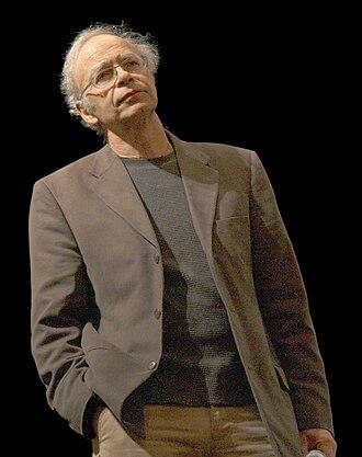Peter Singer - Image: Singer 1
