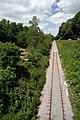Single-track railway line, Newmarket - geograph.org.uk - 868763.jpg