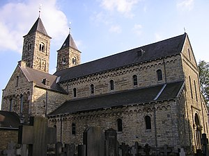 Mosan art - Sint Odiliënberg. Basilica of Saint Wiro, Plechelmus and Otgerus