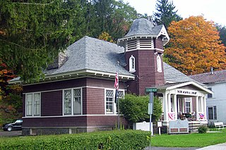 Skene Memorial Library United States historic place