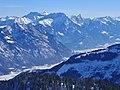 Skigebiet Flumserberg (Flumserberg, Flums, Tannenheim, Tannenboden, Bergheim, Oberterzen, Unterterzen) - panoramio (3).jpg