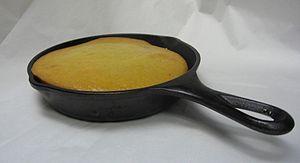 Native American cuisine - Cornbread