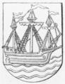 Skippinge Herreds våben 1610.png