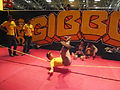 Slacklining at ISPO 2014 Munich (03).jpg