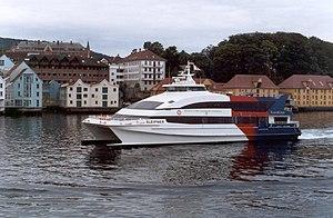 1999 in Norway - The MS Sleipner disaster