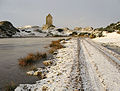 Smailholm Tower in winter - geograph.org.uk - 676667.jpg