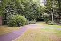 Small area of parkland behind Aldermen Court, Friern Barnet, N11 - geograph.org.uk - 898478.jpg