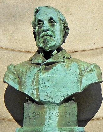 Charles Grafly - Image: Smith arch John B Gest