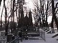 Smolensk Catholic church. View from the Polish cemetery 3.JPG