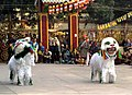 "Snow Lion Dance at the ""Karma Temple"" Bodhgaya 2 trimmed.jpg"