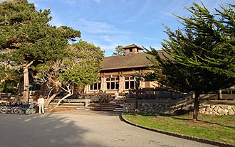 Asilomar Conference Grounds - Image: Social Hall 2