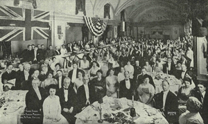 Society of American Magicians - S.A.M Fourteenth Annual Dinner, 1918