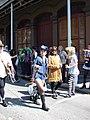 Society of St. Anne in the French Quarter Mardi Gras 2009 09.jpg