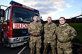 Soldiers on Standby to Cover Firefighting Duties During Fire Brigade Strike MOD 45156552.jpg