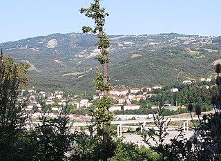 Solignano Comune in Emilia-Romagna, Italy