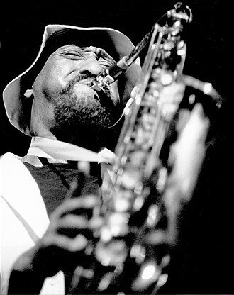 Sonny Rollins -  Sonny Rollins at the San Francisco Opera House, February 22, 1982