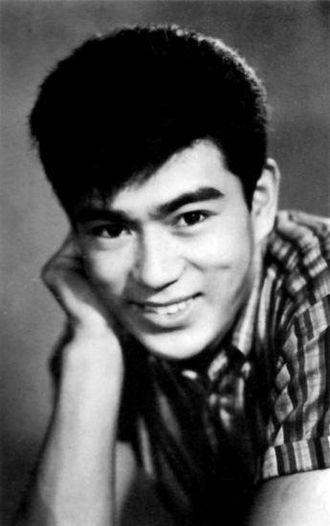 Sonny Chiba - Studio publicity photo (1961)