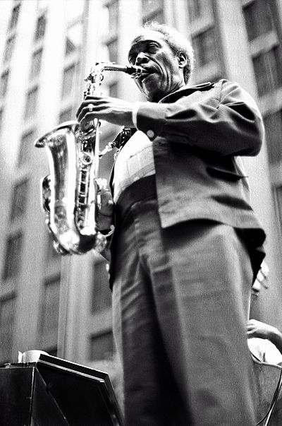 Picture of a band or musician: Sonny Stitt