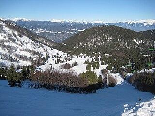 Soriška Planina Ski Resort ski resort in Slovenia