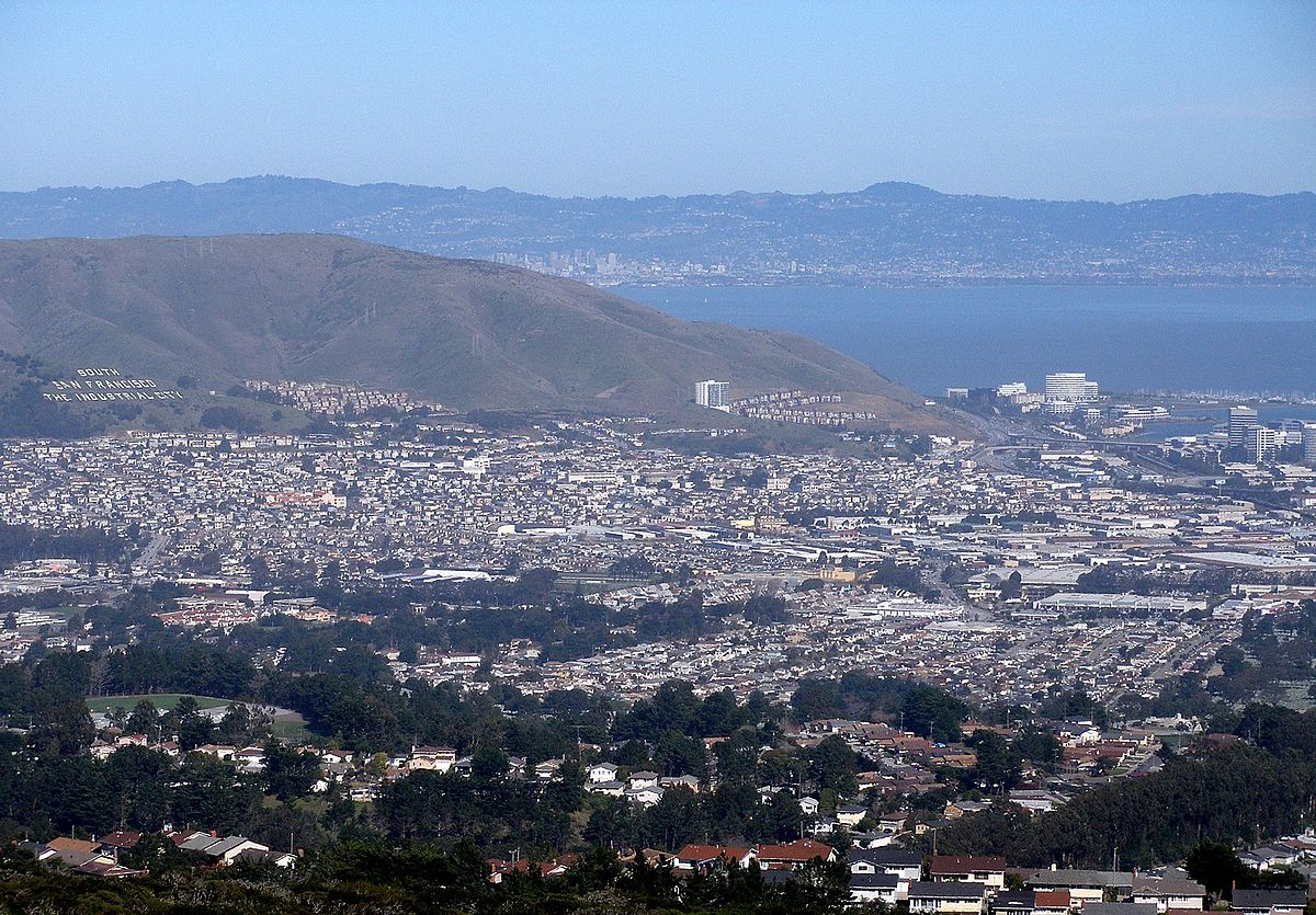 Lindenville, South San Francisco, CA