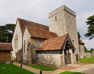 Upper Hardres Human settlement in England