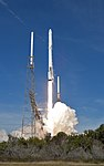 SpaceX CRS-14 Falcon 9 rocket lifts off (KSC-20180402-PH AWG05 0022).jpg