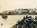 Spanish landing at Larache (Morocco) in 1860.jpg