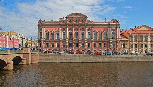 Дворец Белосельских-