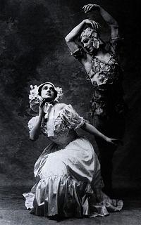 <i>Le Spectre de la rose</i> ballet