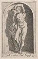 Speculum Romanae Magnificentiae- Apollo (Apollo in aedibus Card. Burghesij) MET DP870317.jpg