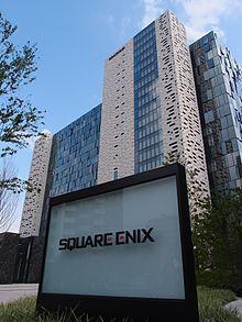 Sede della Square Enix a Shinjuku, Tokyo