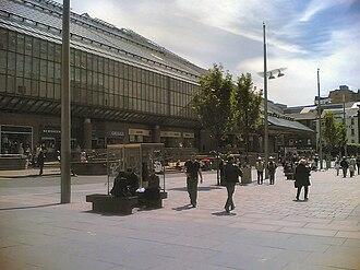 St. Enoch Centre - Image: St Enoch Centre Glasgow DMS 05