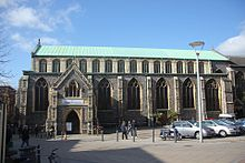 St. Andrew's Hall, Norwich exterior in 2013.jpg