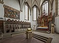 St. Burkard, Würzburg, Choir and Altar 20150729 4.jpg