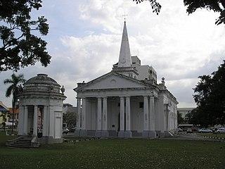 St. Georges Church, Penang Church in Penang, Malaysia