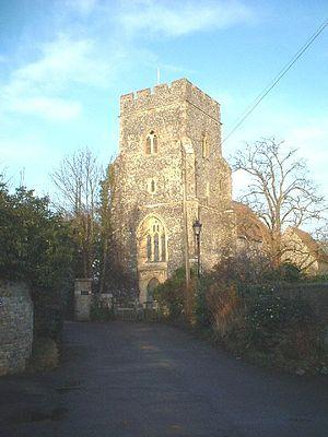 Great Mongeham - St Martin's Church, Great Mongeham