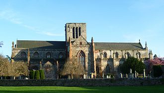 Haddington, East Lothian - St Mary's Collegiate Church, Haddington