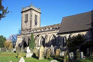 Abbots Bromley village and civil parish in Staffordshire, UK