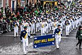 St. Patrick's Day Parade (2013) - Fort Mill High School Band, South Carolina, USA (8565217487).jpg