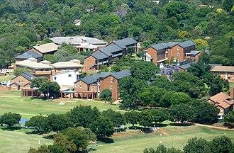 St. Alban's College - Image: St Alban's College, hoofgeboue, Pretoria