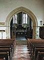 St Lawrence, Wyck Rissington, Gloucestershire - East end - geograph.org.uk - 343075.jpg
