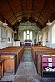 St Mary's Church, Stapleford Tawney, Essex, England ~ nave from the west.jpg