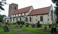 St Mary, Wiggenhall St Mary, Norfolk - geograph.org.uk - 477173.jpg