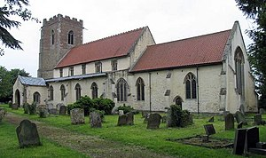 Wiggenhall St Germans - Image: St Mary, Wiggenhall St Mary, Norfolk geograph.org.uk 477173