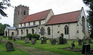 Wiggenhall St Germans village in United Kingdom