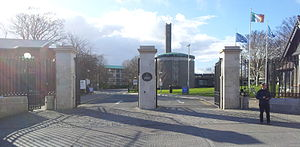 St Patrick's College, Dublin - Image: St Pats College Drumcondra