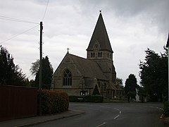 St Peter's parish church, Wimblington - geograph.org.uk - 593669.jpg