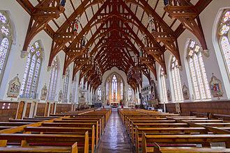 Church of St Walburge, Preston - Image: St Walburge RC Church