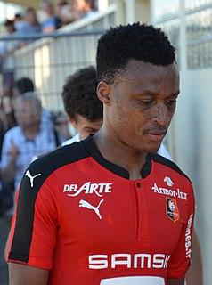 Mexer Mozambican footballer