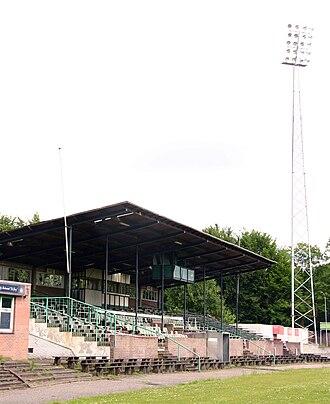 FC Wageningen - Image: Stadion Wageningse Berg